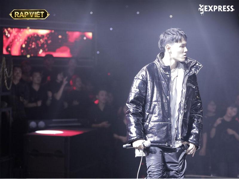 Tage trở nên nổi tiếng khi tham gia Rap Việt